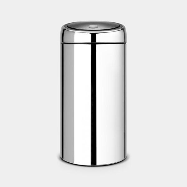 Golvstående Sophink Brabantia Touch Bin 45 liter