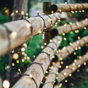 Julbelysning Glimmer Garden Plug & Play (LED 12 V)