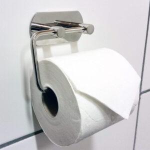Toalettpappershållare utan lock Design4Bath Profile Line