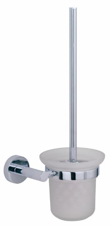 Toalettborstehållare Noll Hål i Väggen HOOM HM221