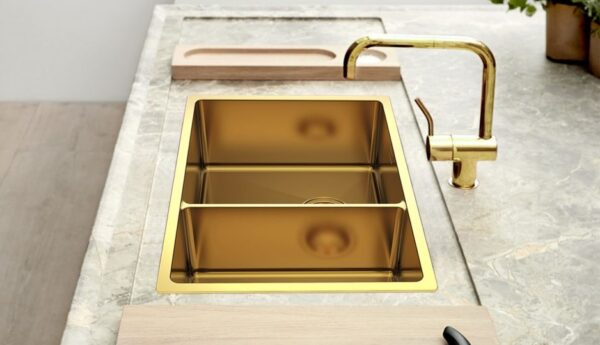 Decosteel Diskho DI Art Gold  dubbelho