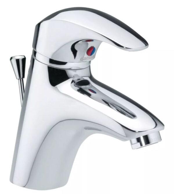 Tvättställsblandare Damixa Space Med Bottenventil (OUTLET)