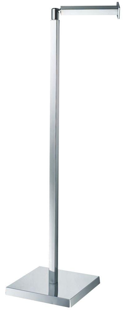 Fristående Toalettpappershållare Fyrkantig fot (xTx)