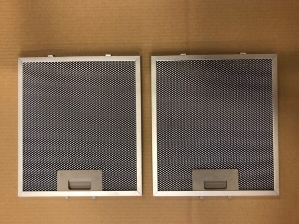 Thermex Bristol/Optica 661 Tvättbart Kolfilter 2-pack