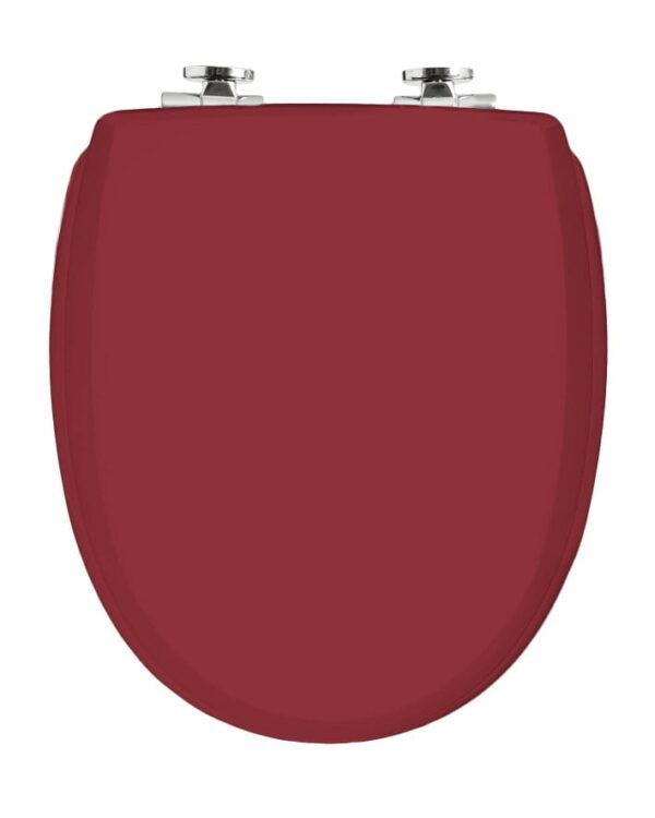Toalettsits Kandre Safe Exclusive Röd