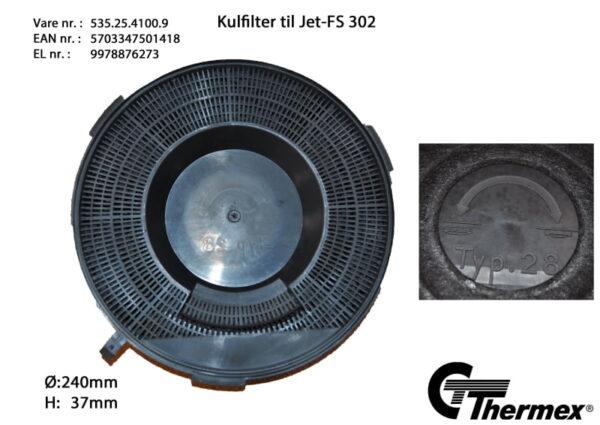 Thermex Kolfilter KF 26 FS302