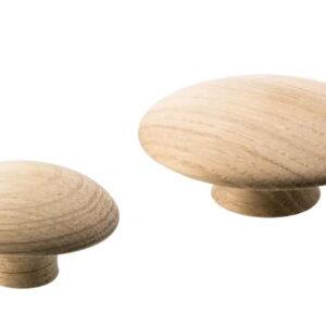 Knopp Beslag Design Mushroom 50