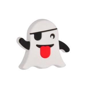 Knopp Spöke Gummi
