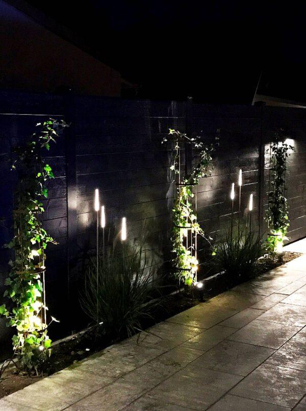 LED Utomhusbelysning Straw 1-2-3 Plug & Play (12 V)