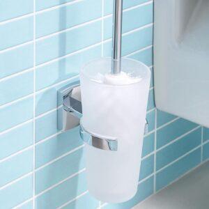 Toalettborstehållare Tesa KLAAM KL221 17102 Tesa (Nie wieder bohren)