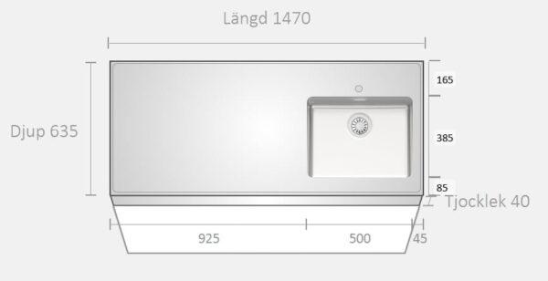 Stala K1470TOB0045EM