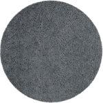 Badrumsmatta Highland granit 60 cm rund