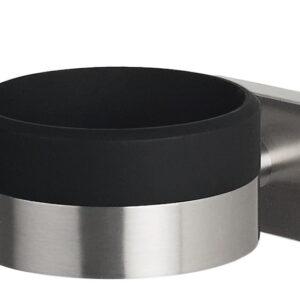 Hållare fön/hårtork Nyo-Steel brushed 820607-LEASP-C Spirella
