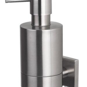 Tvålpump Nyo-Steel brushed vägg