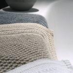 Badrumsmatta Flair white 50×80 cm