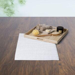 Badrumsmatta Spirella Tashi 50x75 cm