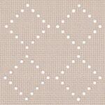 Halkskyddsmatta Alaska taupe 71×36 cm