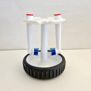 Rode Bath Daily soft line ställ för eltandborstar silikon