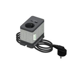 Grenuttag Bordsenhet S kraft, USB A USB C SH-10511130654 Gelia