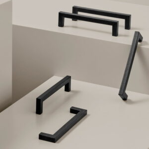 Handtag Beslag Design Square Oceanix 352050-11-BE