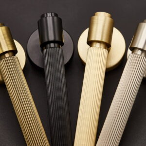 Dörrhandtag Beslag Design Helix Stripe