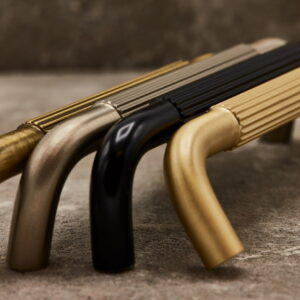 Handtag Beslag Design Helix Stripe