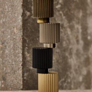 Knopp Beslag Design Helix Stripe